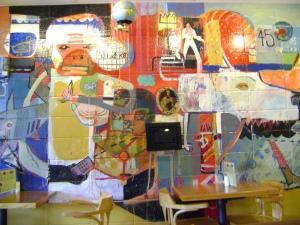 T-Bones Mural