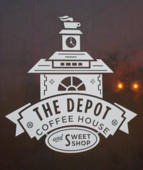 The Depot Front Door